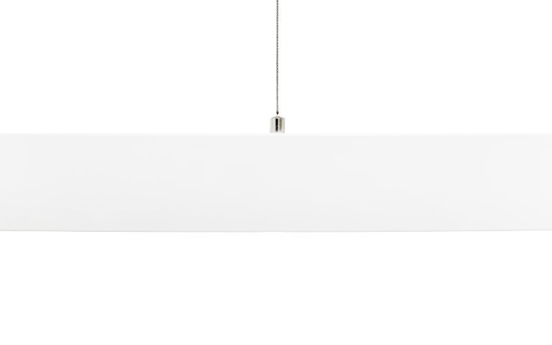 Linear Lighting Series - White - Aluminium - Side Middle