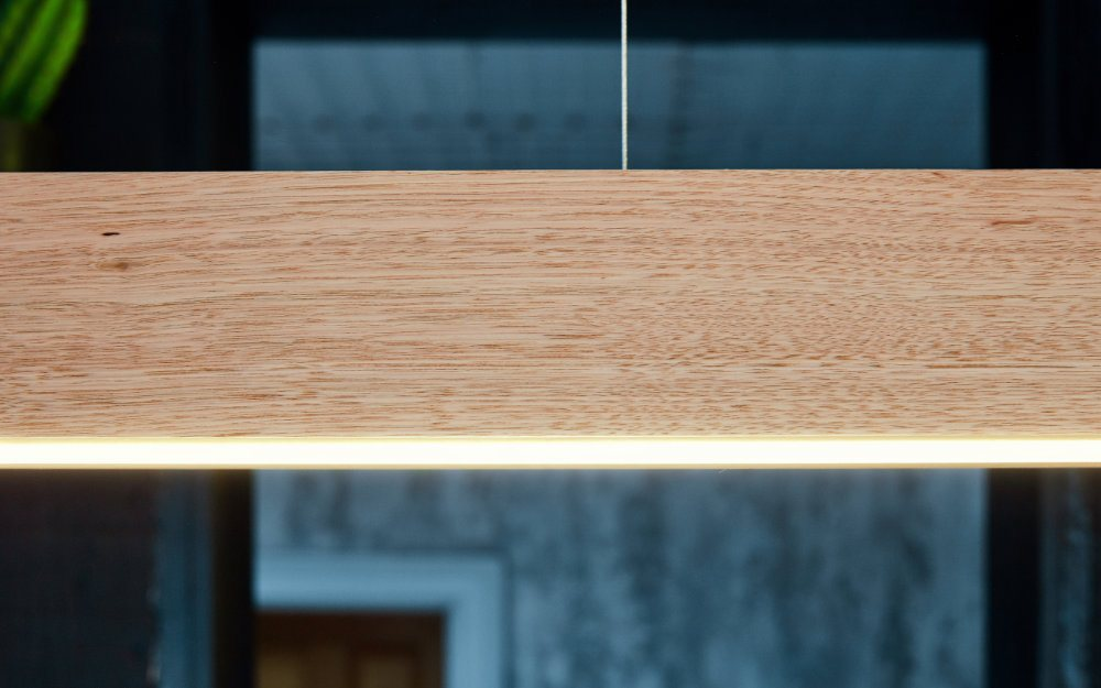 Timber Pendant Light 2