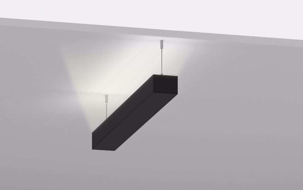 Upward Directional Lighting